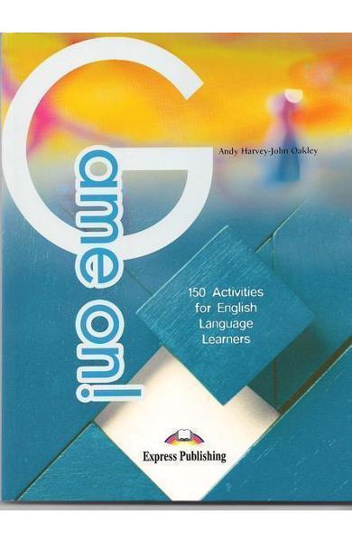 Carte de metodica limba engleza - Game on!