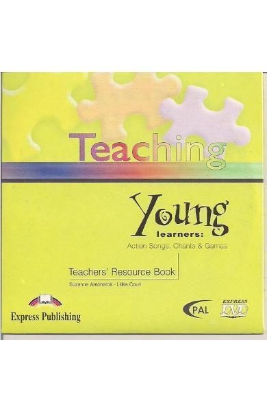 Carte de metodica limba engleză - Teaching Young Learners DVD