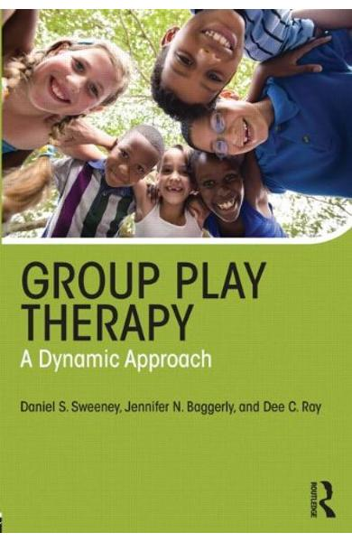 Carte Psihoterapie Group Play Therapy 978-0-41565-785-3