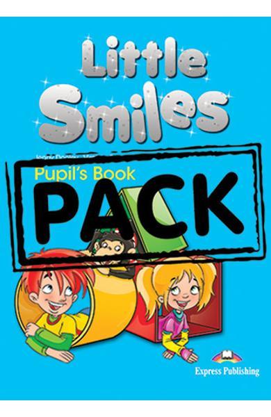 CURS LB. ENGLEZA LITTLE SMILES PACHETUL ELEVULUI (CU LET'S CELEBRATE SI MULTI-ROM) 978-1-4715-1304-6