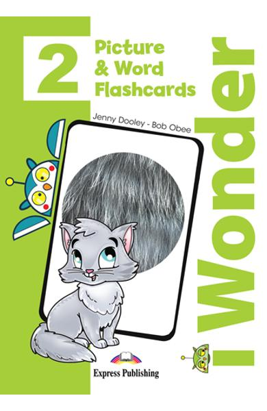 CURS LB. ENGLEZA I-WONDER 2 PICTURE SI WORD FLASHCARDS 978-1-4715-7024-7