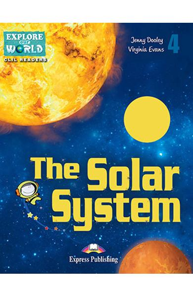 Literatura CLIL The Solar System Reader cu Cross-Platform App. 978-1-4715-6316-4