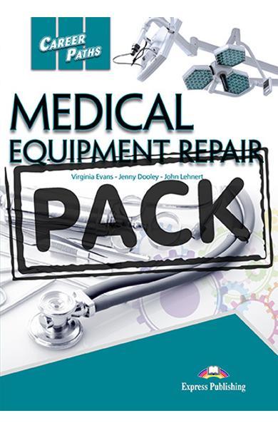 CURS LB. ENGLEZA CAREER PATHS MEDICAL EQUIPMENT REPAIR PACHETUL PROFESORULUI ( MANUAL ELEV + DIGIBOOK APP + GHIDUL PROFESORULUI ) 978-1-4715-5271-7