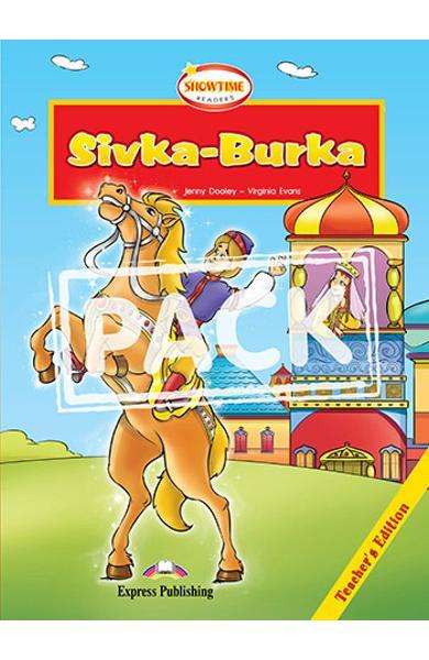 LITERATURA ADAPTATA PT. COPII SIVKA BURKA PACHETUL PROFESORULUI ( CARTE PROFESOR + MULTI-ROM + CROSS-PLATFORM APP. ) 978-0-85777-240-4