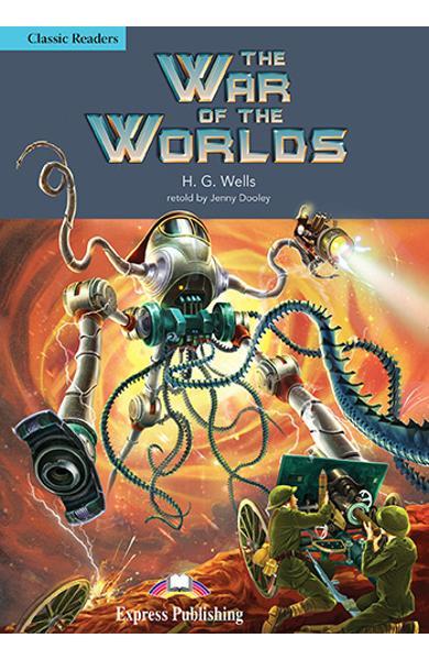 LITERATURA ADAPTATA PT. COPII THE WAR OF THE WORLDS 978-1-4715-5397-4