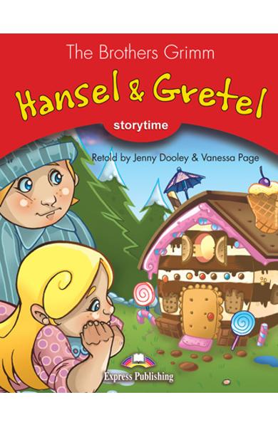 LITERATURA ADAPTATA PT. COPII HANSEL AND GRETEL CU CROSS-PLATFORM APP. 978-1-4715-6399-7