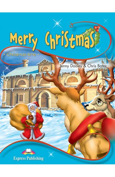 LITERATURA ADAPTATA PT. COPII MERRY CHRISTMAS CU CROSS-PLATFORM APP. 978-1-4715-6403-1