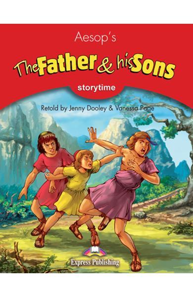 LITERATURA ADAPTATA PT. COPII THE FATHER AND HIS SONS CU CROSS-PLATFORM APP. 978-1-4715-6421-5