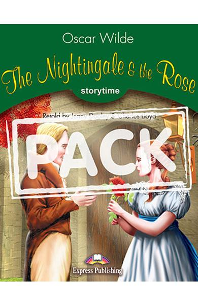 LITERATURA ADAPTATA PT. COPII THE NIGHTINGALE AND THE ROSE CU CROSS-PLATFORM APP. 978-1-4715-6431-4