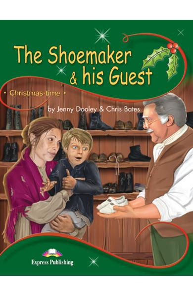 LITERATURA ADAPTATA PT. COPII THE SHOEMAKER AND HIS GUEST CU CROSS-PLATFORM APP. 978-1-4715-6435-2