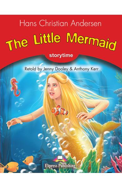 LITERATURA ADAPTATA PT. COPII THE LITTLE MERMAID CU DIGIBOOK APP. 978-1-4715-6757-5