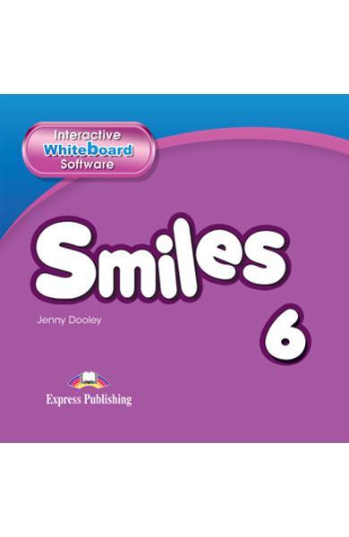CURS LB. ENGLEZA SMILES 6 INTERACTIVE WHITEBOARD SOFTWARE 978-1-4715-6608-0