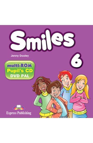 CURS LB. ENGLEZA SMILES 6 MULTI-ROM 978-1-4715-6790-2