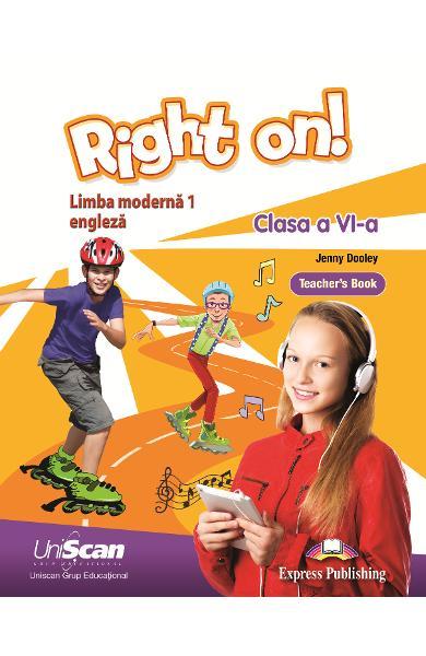 Limba moderna 1 - Limba engleza - Clasa a VI-a Manual profesor 978-1-4715-8291-2