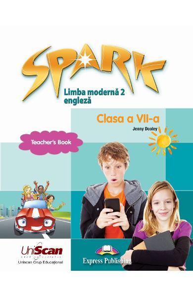 Limba moderna 2 - Limba engleza - Clasa a VII-a Manual profesor 978-1-4715-8308-7