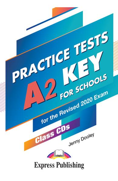 Curs limba engleza examen Cambridge A2 Key for Schools Practice Tests Audio CD la manual ( set 5 CD-uriI ) (revizuit 2020) 978-1-4715-8526-5