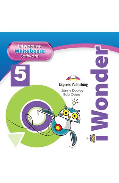 CURS LB. ENGLEZA I-WONDER 5 SOFTWARE PENTRU TABLA MAGNETICA INTERACTIVA 978-1-4715-8915-7