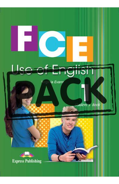 CURS LB. ENGLEZA EXAMEN CAMBRIDGE FCE USE OF ENGLISH 1 MANUALUL ELEVULUI CU DIGIBOOKS APP. (REVIZUIT 2015) 978-1-4715-9567-7