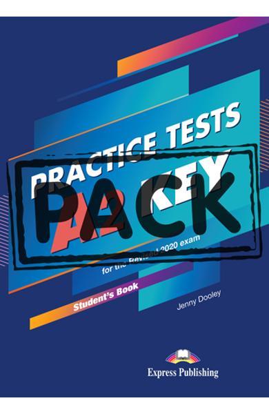 CURS LB. ENGLEZA EXAMEN CAMBRIDGE A2 KEY PRACTICE TESTS FOR THE REVISED 2020 EXAM MANUALUL ELEVULUI CU DIGIBOOK APP. 978-1-4715-8963-8
