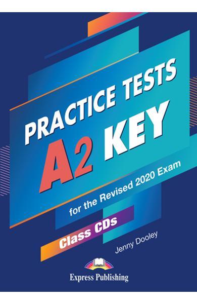 CURS LB. ENGLEZA EXAMEN CAMBRIDGE A2 KEY PRACTICE TESTS FOR THE REVISED 2020 EXAM AUDIO CD LA MANUAL ( SET DE 5 CD-URI ) 978-1-4715-8959-1