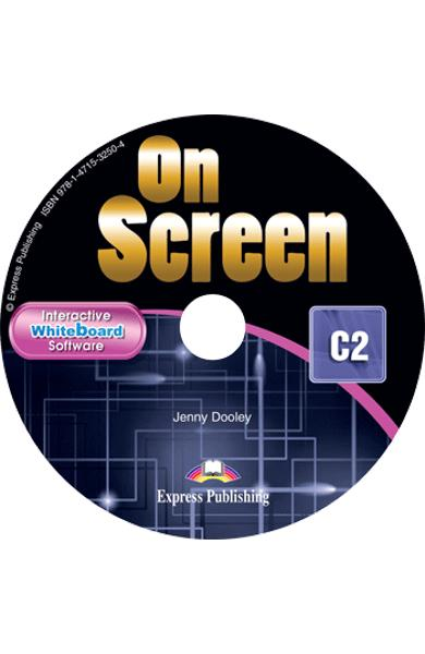 CURS LB. ENGLEZA ON SCREEN C2 SOFTWARE PENTRU TABLA INTERACTIVA 978-1-4715-7089-6