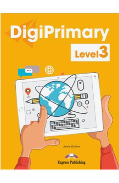 DIGI PRIMARY LEVEL 3 DIGI-BOOK APPLICATION 978-1-4715-6673-8