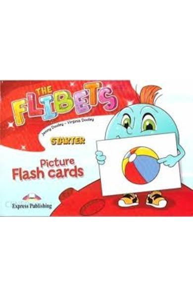 CURS LB. ENGLEZA THE FLIBETS STARTER FLASHCARDS 978-1-4715-8937-9