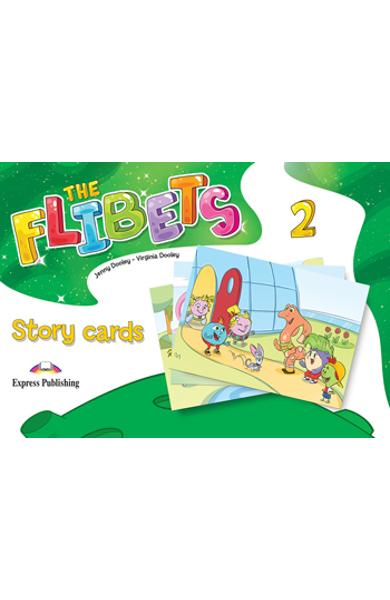 CURS LB. ENGLEZA THE FLIBETS 2 STORY CARDS 978-1-4715-8952-2
