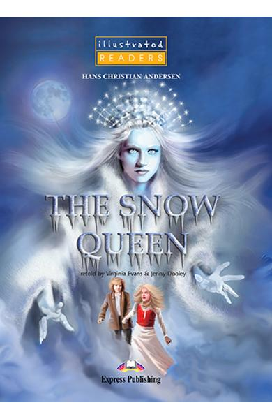 LITERATURA ADAPTATA PT. COPII BENZI DESENATE THE SNOW QUEEN ILLUSTRATED CU CROSS-PLATFORM APP. 978-1-4715-6392-8