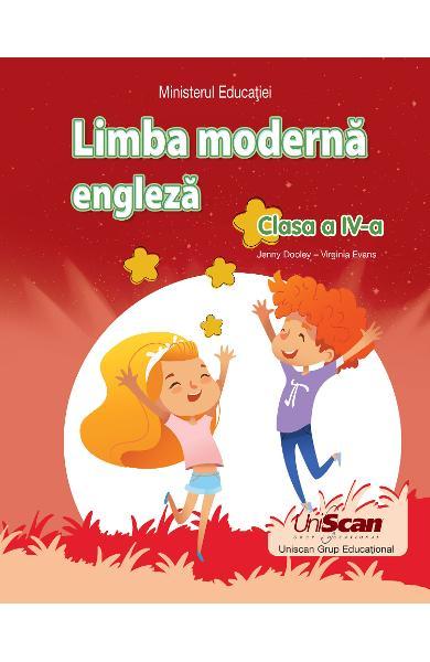LIMBA MODERNA ENGLEZA  CLASA A IV-A 978-1-3992-0199-5