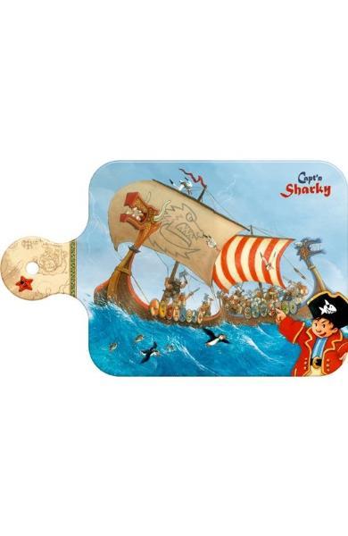Suport pentru mic dejun - Capitanul Sharky 10901