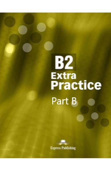 DIGI SECONDARY B2 EXTRA PRACTICE PART B  DIGIBOOK APPLICATION 1-111-111-111-5
